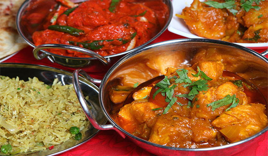 Basic Curry Dishes